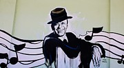 Frank Sinatra Digital Art - Frank by Rob Hans