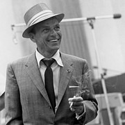 Frank Prints - Frank Sinatra Poster Print by Sanely Great