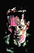 Reanimation Digital Art - Frankenstein by Barry Sachs