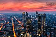 Frankfurt 04 Print by Tom Uhlenberg