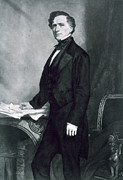 Franklin Pierce Print by George Healy