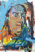 Ben Franklin Paintings - Franklin by Robert Joyner