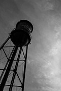 Franklin Tennessee Prints - Franklin Tower Print by David Johnston