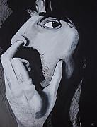 Rock Star Painting Originals - FranklyZ by Dean Stephens