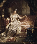 1833 Art - Franque, Joseph 1774-1833. Marie-louise by Everett