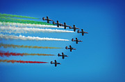 Concepts  Originals - Frecce Tricolori aerobatics team by Stefano Senise