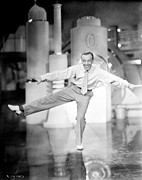 Choreographer Posters - Fred Astaire Poster by Movie Star News