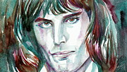 Freddie Mercury Portrait.2 Print by Fabrizio Cassetta