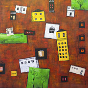 Free Paintings - Free and easy life by Titi