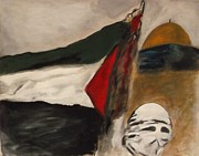 Moroccan Originals - Free Palestine by Harry Pity