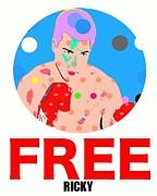Ricky Sencion - Free Ricky