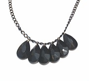 Plastic Jewelry - FREE SHIPPING Idit Stern Teardrop City Necklace by Idit Stern