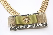 Blossom Jewelry Originals - FREE SHIPPING Idit Stern Zigzag Cascade Necklace by Idit Stern
