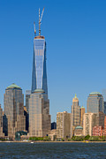 Business-travel Originals - Freedom Tower  by Jan Gorzynik