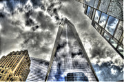 Freedom Tower Prints - Freedom Tower Print by Mike Lindwasser Photography