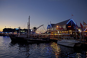 Serene Maisey - Fremantle at Dusk