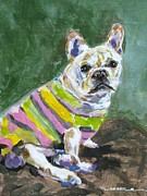 Susan E Jones - French Bulldog II