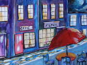 Beverly Livingstone - French Cafe