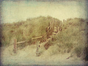 French Coast Beach #2 Print by Svetlana Novikova