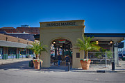 French Quarter Photos - French Market by Kay Pickens