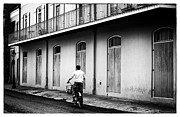 Empty Quarter Photos - French Quarter Delivery by John Rizzuto