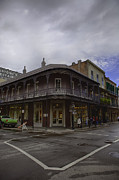 St Louis Photos - French Quarter by Kay Pickens