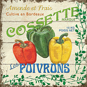 Debbie DeWitt - French Veggie Sign 4