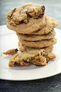 Edward Fielding - Fresh baked chocolate chip cookies