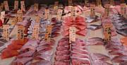 Fresh From Tsukiji Print by David Bearden