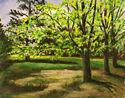 Janet Felts - Fresh Green Spring
