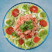 Ari Salmela - Fresh Salmon Salad