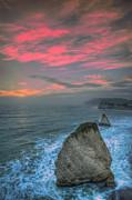 Nigel Hamer - Freshwater Bay Dusk