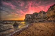 Nigel Hamer - Freshwater Redoubt Sunset
