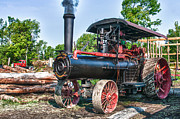 Guy Whiteley - Frick Steam Tractor
