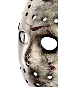 Jason Voorhees Prints - Friday the 13th Print by Benjamin Yeager
