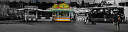 Vendors Posters - Fried Dough Poster by Bob Orsillo