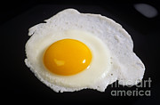 Fried Egg Print by Publiphoto
