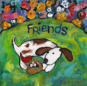 Peggy Johnson - Friends