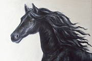 Relly Peckett - Friesian