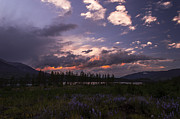 Colorado Mountains Photos - Frisco Colorado Sunset by Michael J Bauer