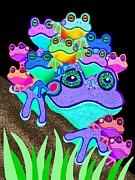 Nick Gustafson - Frog Family Too