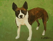 Carole Katchen - Frog the Dog