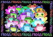 Nick Gustafson - Frogs