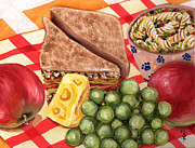 Sandwich Paintings - From Purple Cat illustration 11 by Hiroko Sakai