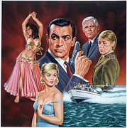 Dick Bobnick - From Russia With Love