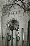 Monument Art - From the Atlantic by Joan Carroll