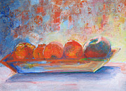 Tangerines Originals - From The Tropics by Patricia Riascos