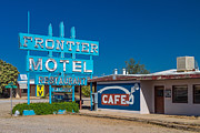 Juergen Klust - Frontier Motel