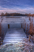 Stuart Gennery - Frosty Jetty
