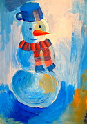 The Creative Minds Art and Photography - Frosty the snowman